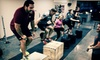 CrossFit South Lewisville - Vista Ridge Mall: 10 Classes, a Month of Unlimited Classes, or 10 Personal-Training Sessions at CrossFit South Lewisville (Up to 71% Off)