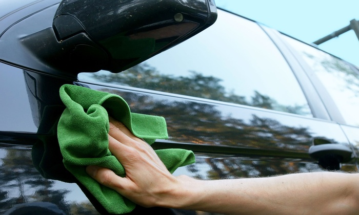 Little Neck Car Wash - Douglaston Little Neck: One Full-Service Package or Three Vouchers for a Full-Service Package at Little Neck Car Wash (Up to 53% Off)