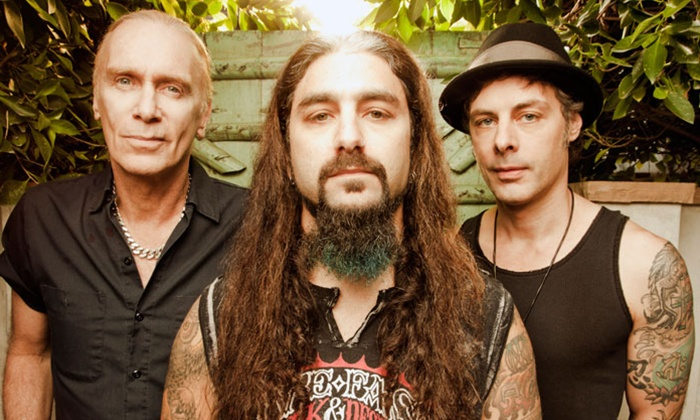 The Winery Dogs - Rockbar Theater: The Winery Dogs on Monday, November 2 at 8 p.m.