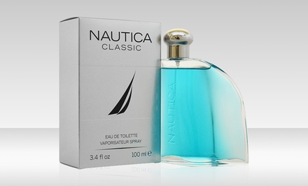 Nautica Classic for Men Eau de Toilette; 3.4 Fl. Oz.