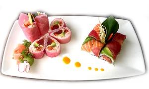 Toshi Izakaya: $25 for $40 Worth of Japanese Food and Sushi at Toshi Izakaya