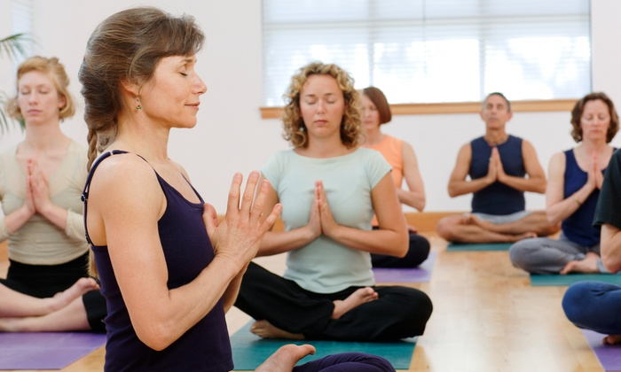 Yoga and Fitness To Go - Wilshire Montana: $61 for $125 Worth of Services at Yoga And Fitness To Go