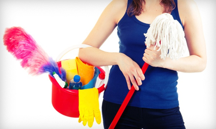 GA Maids - Atlanta: 1, 3, 5, or 12 Two-Hour Housecleaning Sessions from GA Maids (Up to 82% Off)