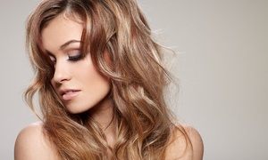 EMMA BAY: Shampoing, thalasso, coupe, brushing et option couleur dès 19,90 € au salon Emma Bay