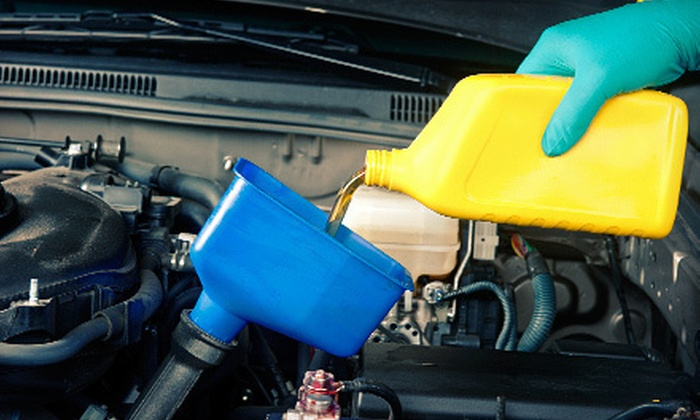 Gerry's Automotive - Matsqui Prarie: Oil Change and Inspection or Complete Automotive Maintenance Package at Gerry's Automotive (Up to 82% Off)