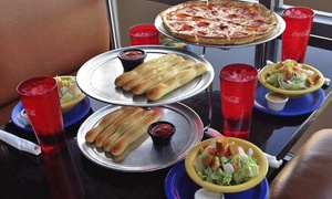 Old Town Pizza: Pizza Meals for Two, Four, or Six at Old Town Pizza (Up to 39% Off)