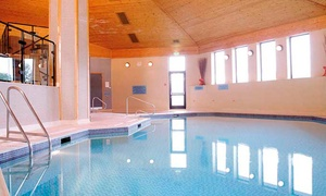 Bridgewood Manor Spa Days: Spa Access with Refreshments for Two at Bridgewood Manor