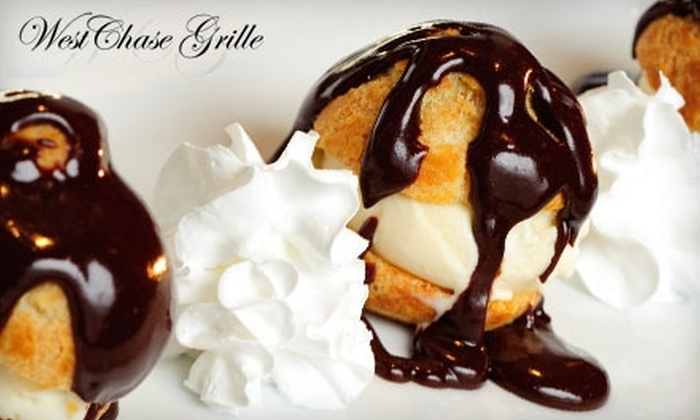 WestChase Grille - Overland Park: $20 for $40 Worth of Gourmet Comfort Food at WestChase Grille (Or $10 for $20 for Lunch)