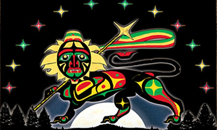 Northwest World Reggae Festival - Marcola: One or Two Tickets to Northwest World Reggae Festival at Bob's Ranch in Marcola on August 14 at 9 a.m.