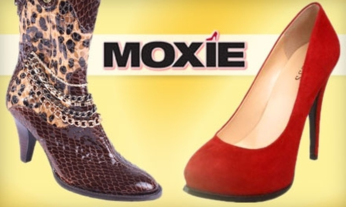 Moxie Shoes - Utica Square: $25 for $50 Worth of Fashionable Footwear at Moxie Shoes