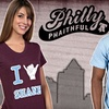 Half Off Philly Sports Apparel