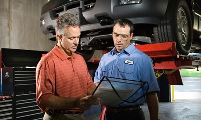 Techne Mechanical - Hollins: $20 for Oil and Filter Change, Tire Rotation, and Brake Check ($45.95 Value) or $7.95 for State Inspection ($16 Value) at Techne Mechanical