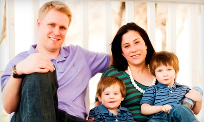 Craig Reynolds Photography - Lubbock: $65 for a Two-Hour, Two-Location Photo Shoot and DVD of Images from Craig Reynolds Photography ($199 Value)