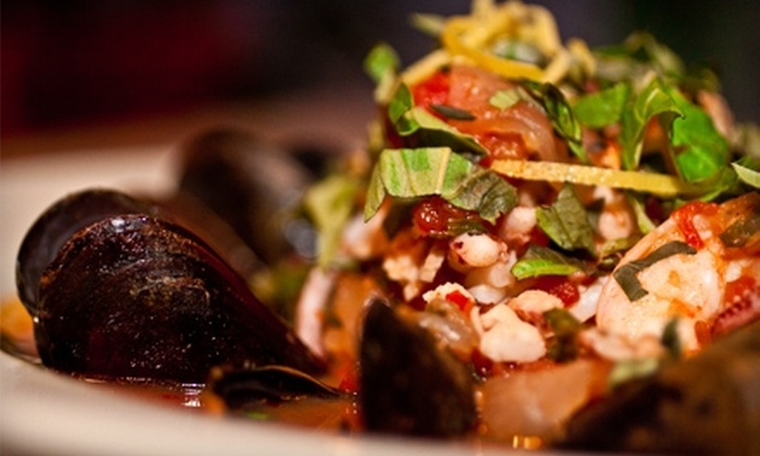 Café Lily - Decatur: $20 for $40 Worth of Mediterranean Bistro Fare and Tapas for Dinner or Brunch at Café Lily in Decatur