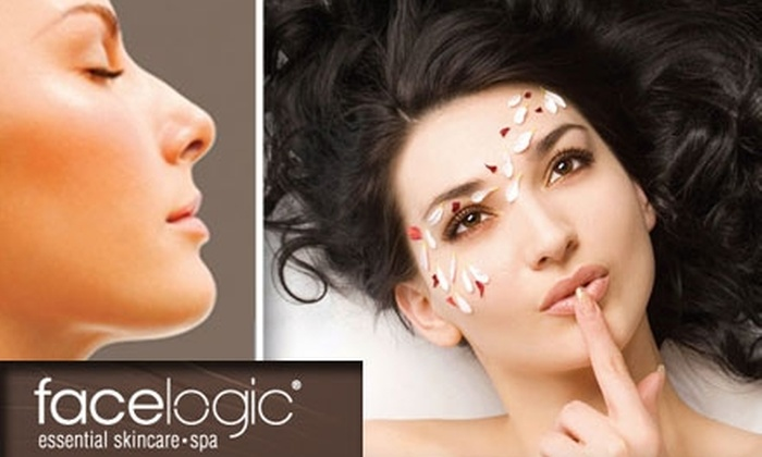 facelogic - Tustin: Facial or Waxing Services at facelogic. Two Options Available.