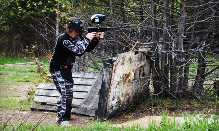 Bronson & Bronson - Waterloo Village: Paintball and Hunting Gear at Bronson & Bronson (Up to 52% Off). Two Options Available