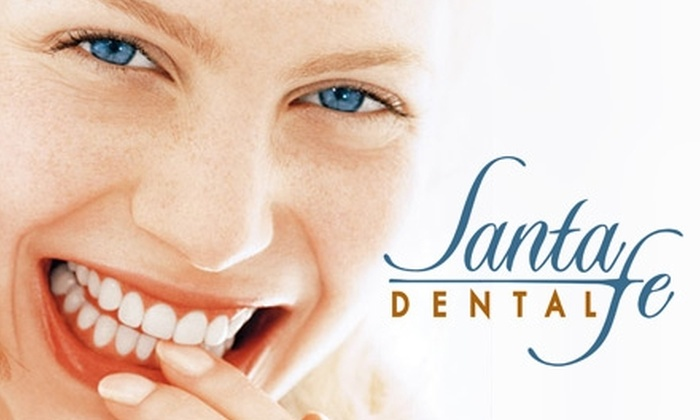 Sante Fe Dental - Edmond: $59 Examination, Cleaning, X-Rays, and Take-Home Whitening Trays at Santa Fe Dental ($313 Value)