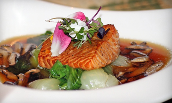Spiced Bamboo - Southeast Anaheim: $200 for a Three-Course Meal for Four Prepared In-Home by Chef from Spiced Bamboo ($450 Value)
