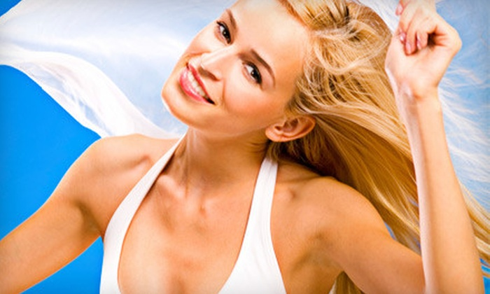 Salon Couture of Southington - Southington: One or Three Custom Organic Spray Tans at Salon Couture of Southington (Up to 69% Off)
