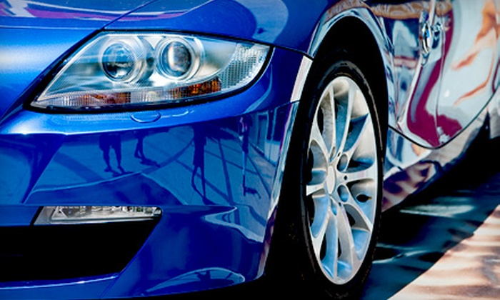 All Pro Detailing - Multiple Locations: $95 for an Express Auto Detailing at All Pro Detail (Up to $200 Value)