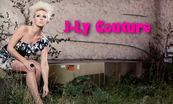 J-Ly Couture - Core: $15 for $30 Worth of Clothing and Accessories at J-Ly Couture
