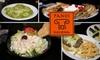 Panos Kouzina - CLOSED - Amber Glades: $10 for $20 Worth of Greek Island Cuisine and Drinks at Panos Kouzina