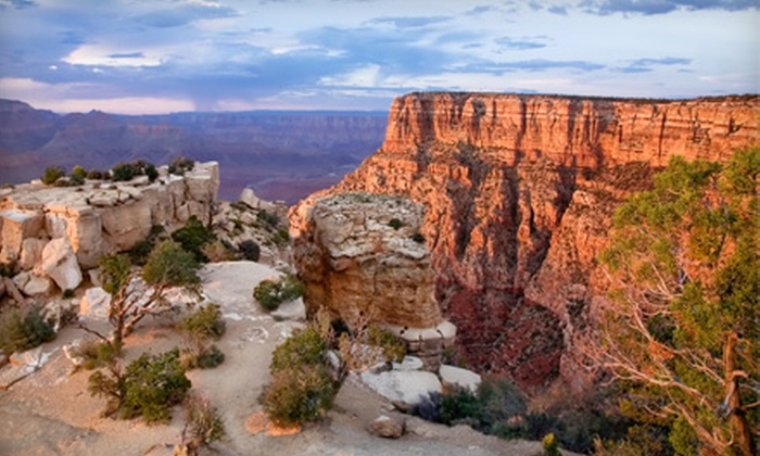 Grand Canyon by Bus - The Strip: $89 for a Grand Canyon South Rim Bus Tour from Grand Canyon by Bus ($179.99 Value)