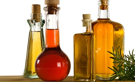 1 Small 375mL Bottle of Olive Oil or Balsamic Vinegar (up to a $29.95 value) - O'Live A Little in South Windsor