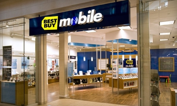 Best Buy Mobile - Homewood: $25 for $50 Worth of Mobile Phones and Accessories at Best Buy Mobile