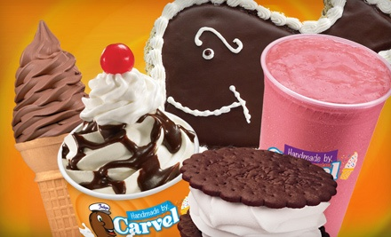 Carvel: $10 Groupon for Ice Cream Treats - Carvel in New Carrollton