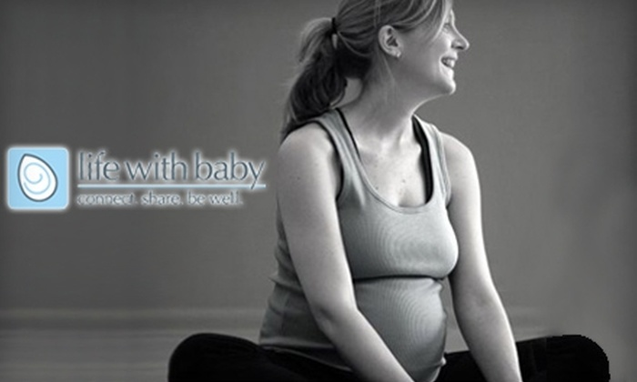 Life With Baby - Central London: $30 for a 5-Class Pass at Life With Baby