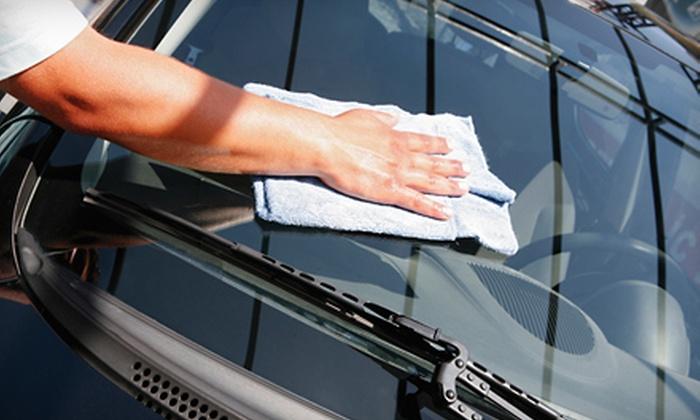 Houston Auto Spa - Houston: One, Three, or Six Car Washes at Houston Auto Spa
