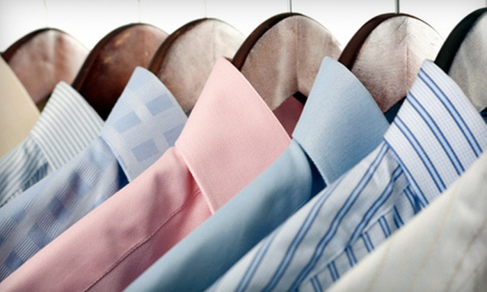 Bariteau's Dry Cleaners - Eastside: Dry-Cleaning Services for Household Items or Clothing at Bariteau's Dry Cleaners (Half Off)
