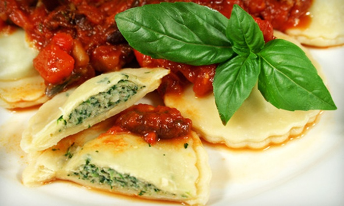 Chianti Restaurant - Gaslamp: $15 for $35 Worth of Italian Fare and Drinks at Chianti Restaurant