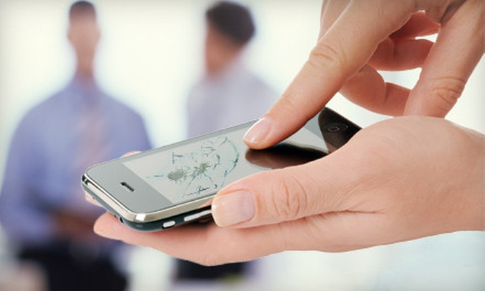 Sam's Wireless - Multiple Locations: Case, Car Charger, and Screen Repair for an iPhone 3G or iPhone 4 at Sam's Wireless (Up to 55% Off)