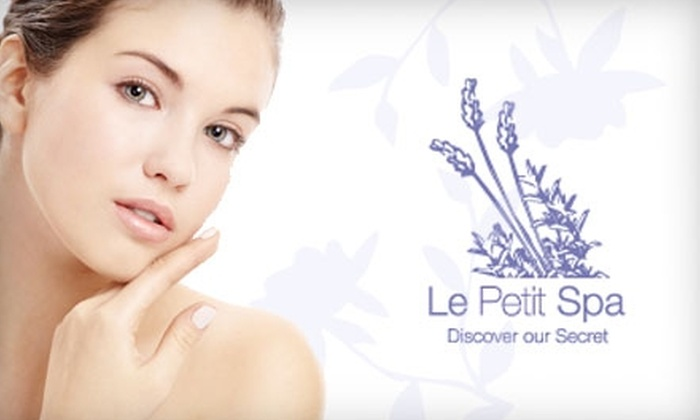 Le Petit Spa - Kitsilano: $48 for a Diamond Microdermabrasion and Makeup Touch-Up at Le Petit Spa