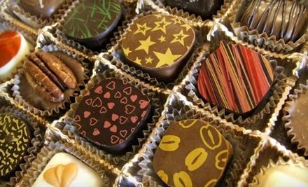 $20 Groupon to Schakolad Chocolate Factory - Schakolad Chocolate Factory in Sandy Springs