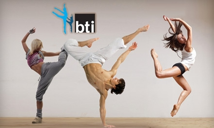 BTI Dance Institute - Logan Circle - Shaw: $49 for Five-Week Introductory Social Dance Series ($99 Value)