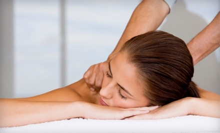 The Massage Center: 1-Hour Hot Stone Massage - The Message Center in Wilmington