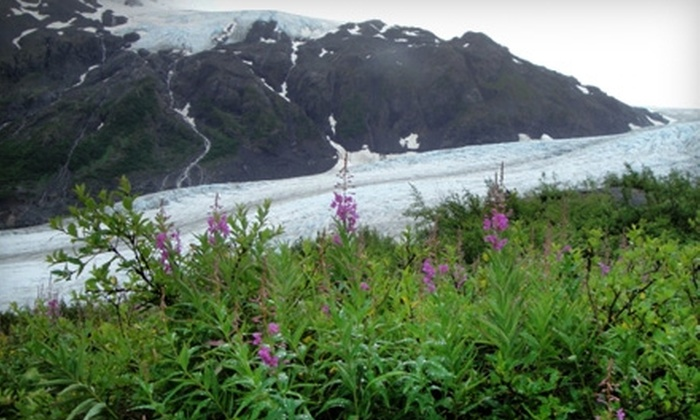Exit Glacier Guides - Seward: $10 For Two Round-Trip Shuttle Tickets from Exit Glacier Guides in Seward ($20 value)