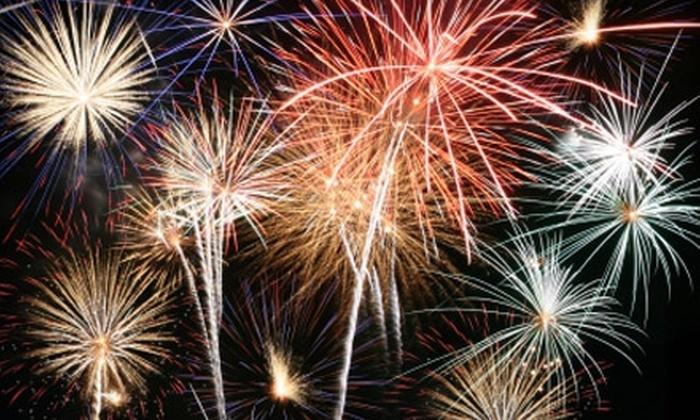 Davey Jones Fireworks - Multiple Locations: $25 for $50 Worth of Fireworks at Davey Jones Fireworks