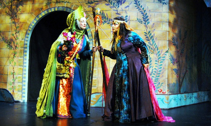 Dallas Children's Theater - Vickery: Two Tickets to One or Four Plays at Dallas Children's Theater (Up to 54% Off)