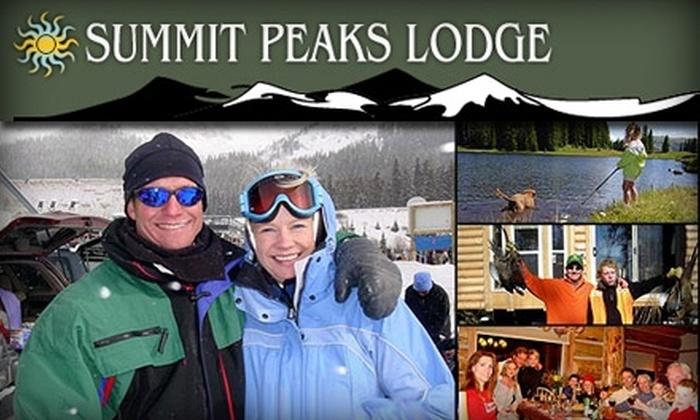 Summit Peak Lodges - Multiple Locations: $199 for $700 Toward Lodging with Summit Peak Lodges