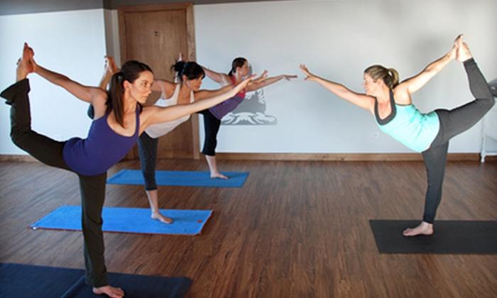 Vessel Yoga Chicago - Chicago: $30 for Five Yoga Classes at Vessel Yoga Chicago ($65 Value)