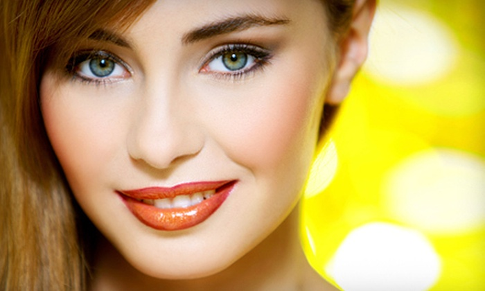 Helianthe - Aventura Executive Plaza: Permanent Eyeliner, Lip Liner, or Eyebrow Makeup at Helianthe (Up to 79% Off)
