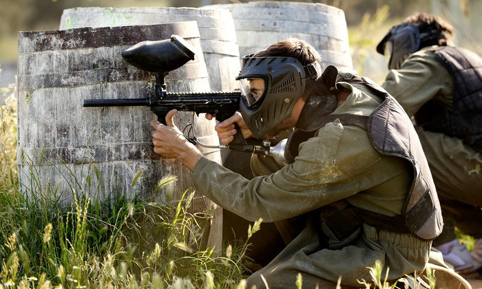 Paintball Experience for Up to 20 with Lunch at Paintball South (Up to 91% Off)