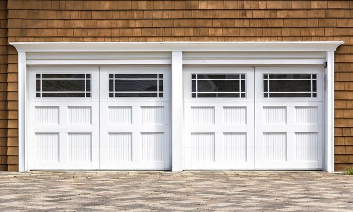 Vista Garage Doors - Sacramento: Garage Door Maintenance With Rollers from Vista Garage Doors (53% Off)