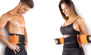 Xtreme Shaper Slimming Belt | Groupon Goods