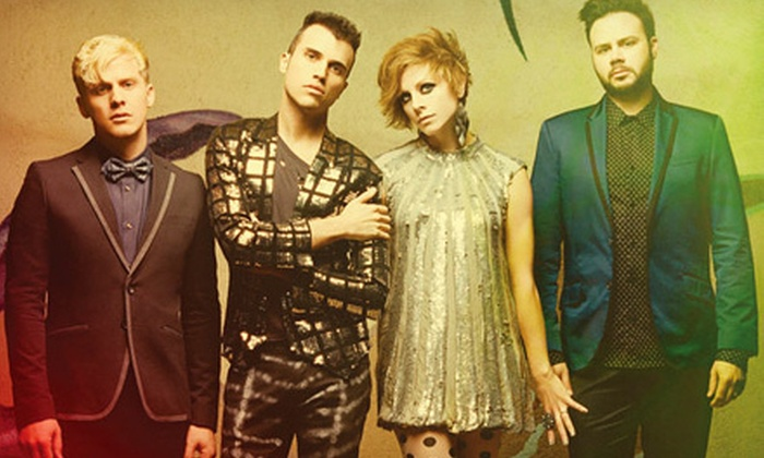 98.7 AMP Radio Kringle Jingle featuring Neon Trees - Fox Theatre Detroit: 98.7 AMP Radio Kringle Jingle Featuring Neon Trees and Rita Ora at The Fillmore Detroit on December 16 (Up to $35 Value)