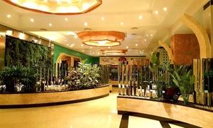 Wok International Liu: Sushi e Sashimi All You Can Eat e buffet con astice, ostriche e cruditè da Wok International Liu (sconto fino a 61%)